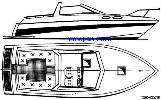 438Алюминиевые катера самостоятельной постройки