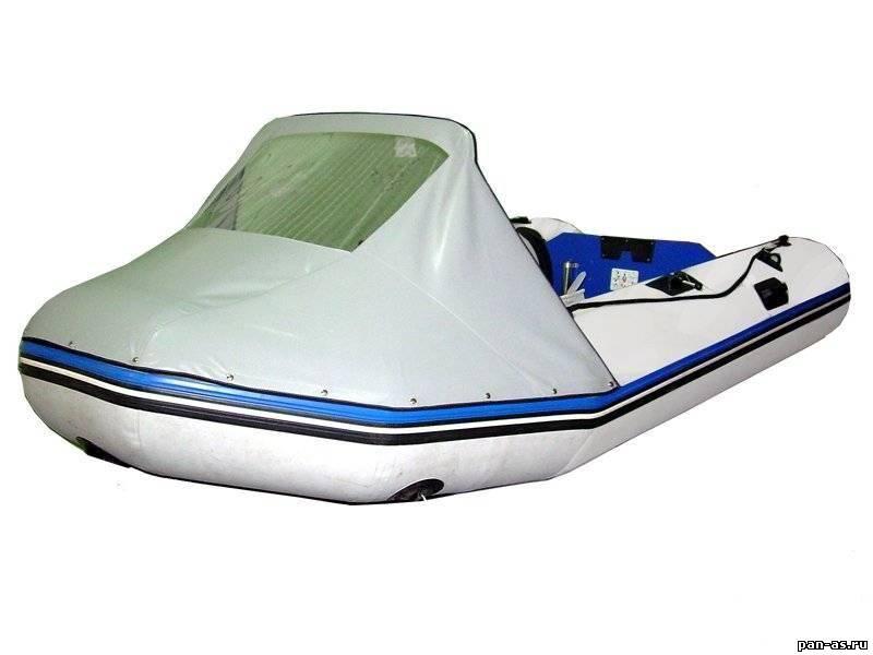 тент на лодку англер 330